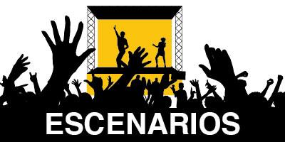 Alquiler de Escenarios en Guadalajara y Madrid